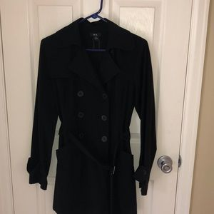 Professional light weight pea coat sz Med